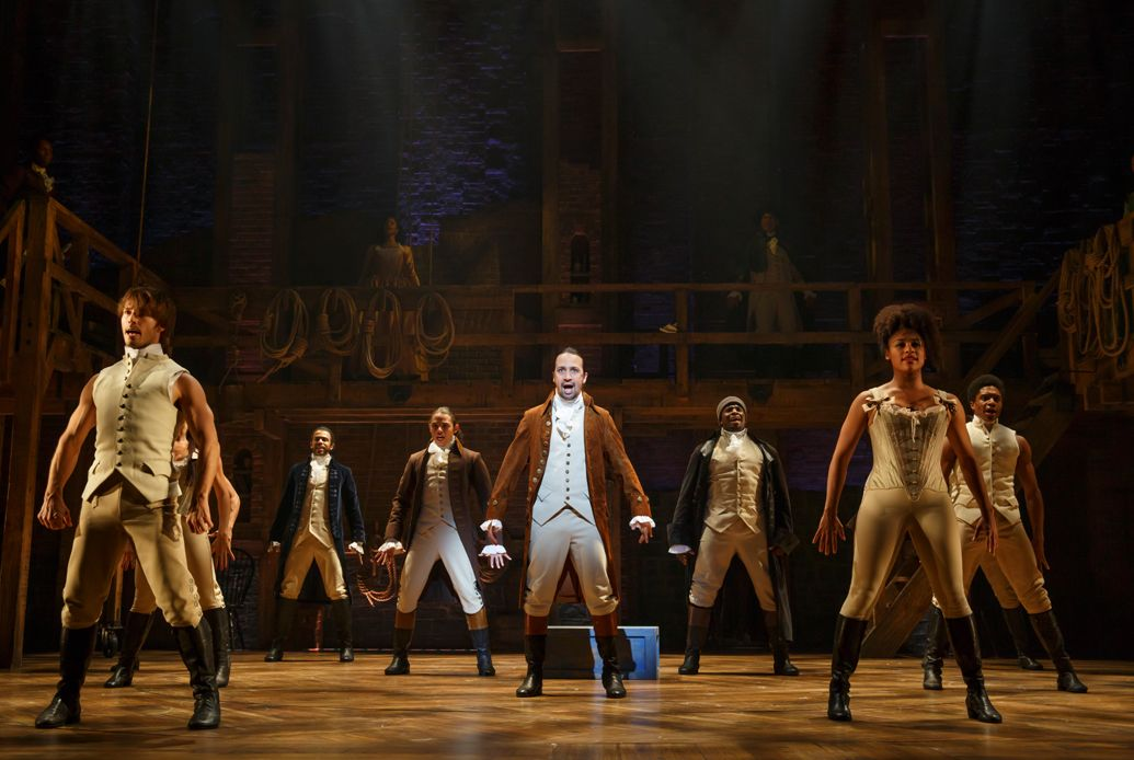 My Favorite Hamilton Lyrics A Geek Girl S Guide