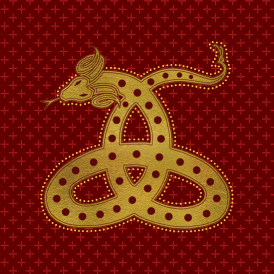 PM_Ilvermorny_House_Crest_Horned_Serpent