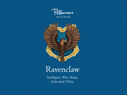 desktop wallpaper 1024 x 768 px ravenclaw