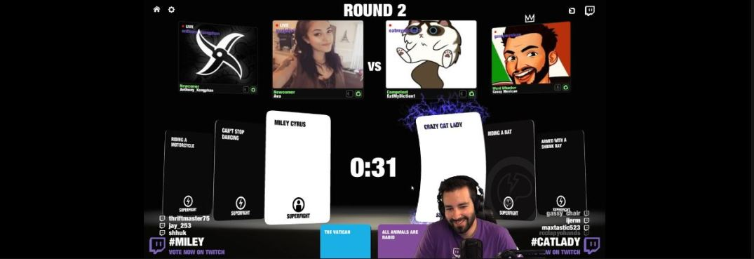 superfight twitch