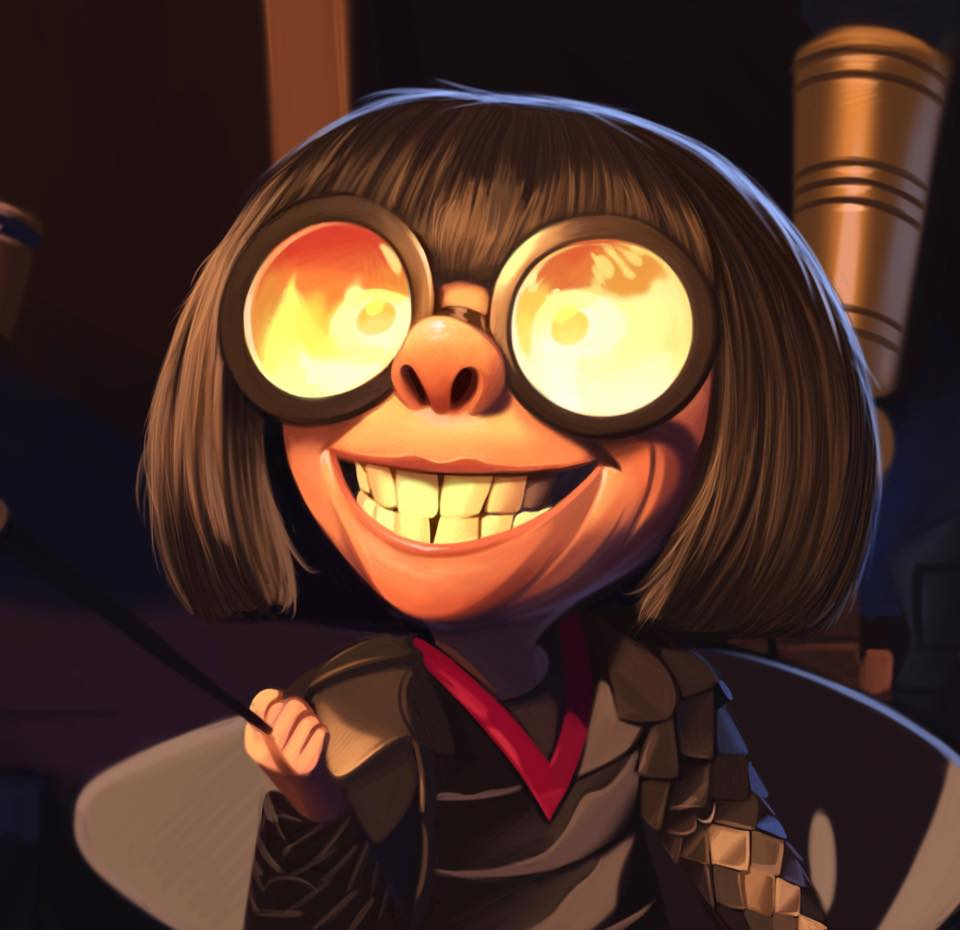 Underrated Edna Mode A Geek Girl S Guide