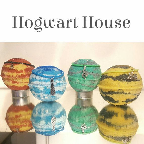 hogwarts bath bombs