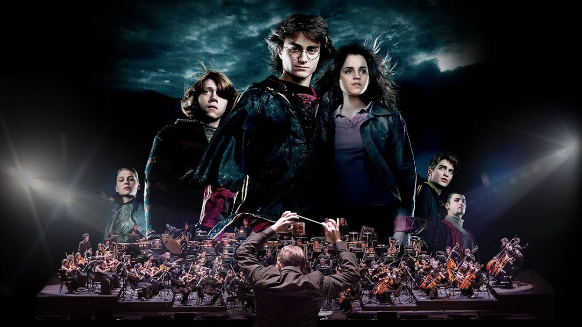 goblet of fire in concert