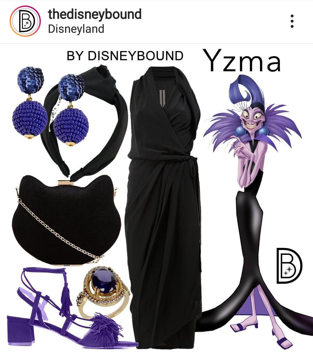yzma-disneybound