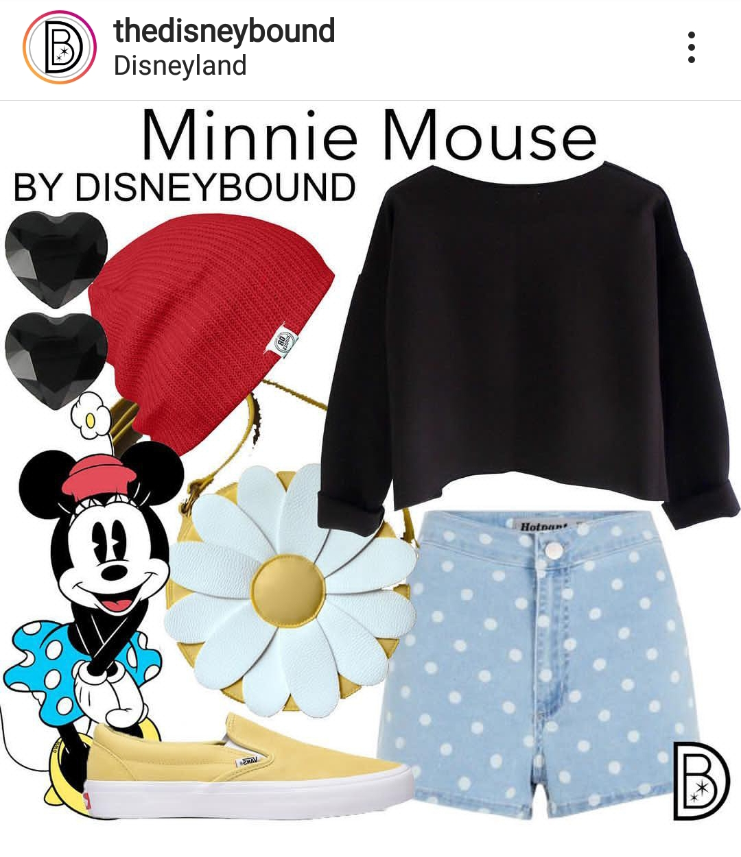 minnie-disneybound