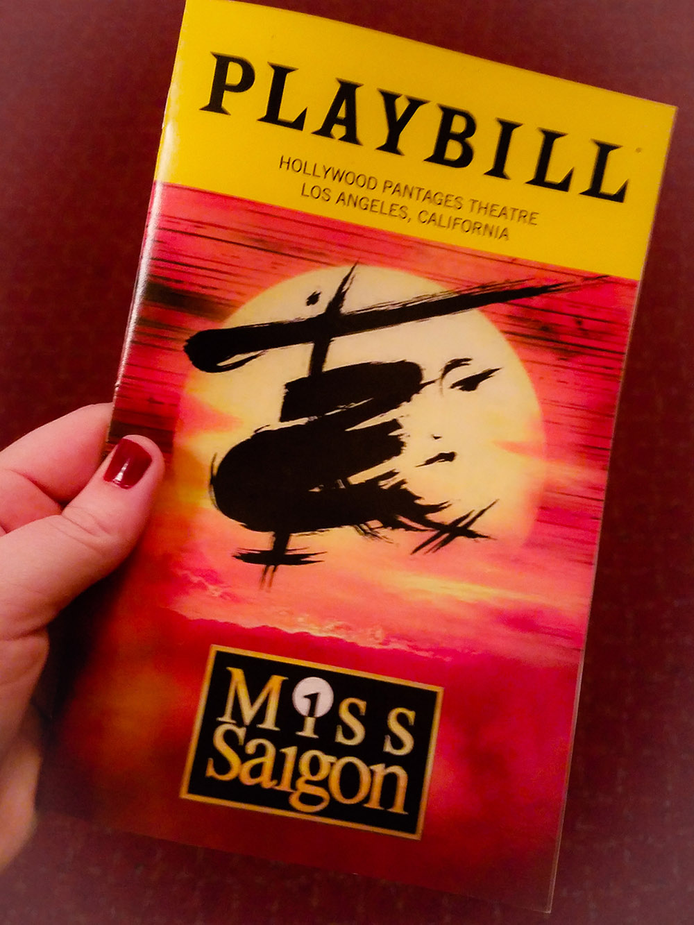 saigon-playbill