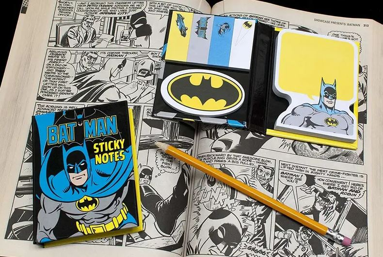 batman-sticky-notes
