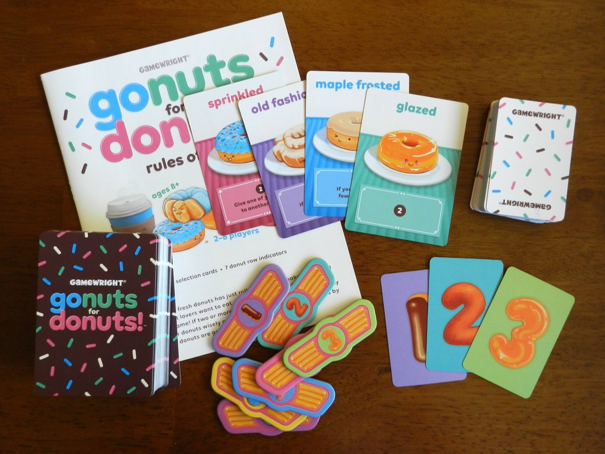 go-nuts-for-donuts-components