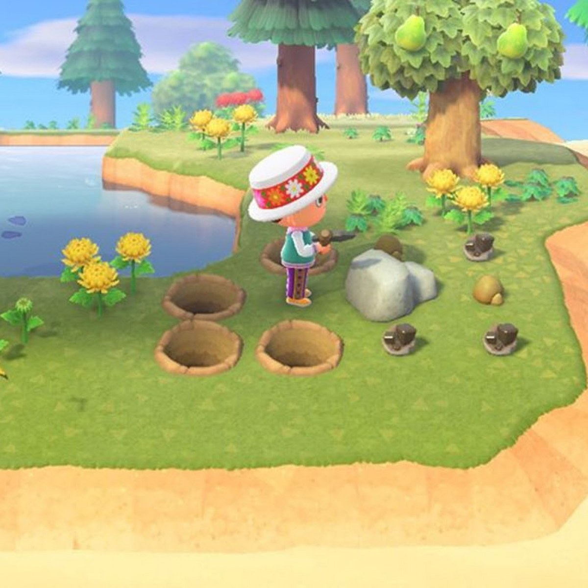 animal-crossing-new-horizons-iron-nugget-farm